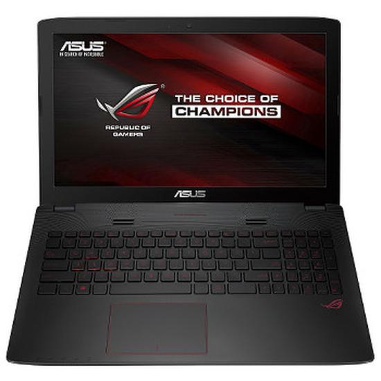 PC portable Asus ROG G552VW-DM262T - i7 - 8 Go - SSD - GTX 960M