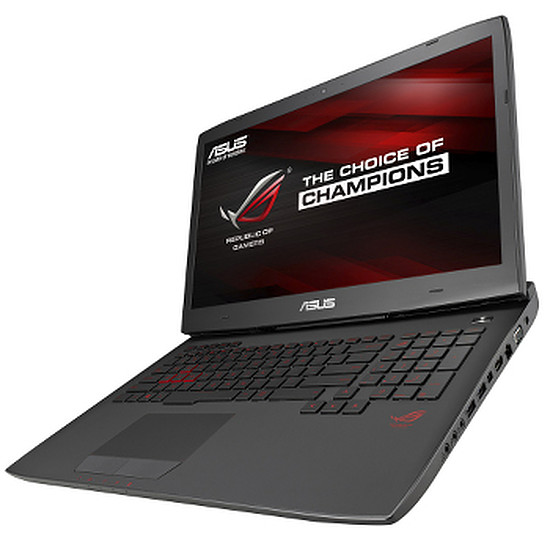 PC portable Asus ROG G751JY-T7370T - i7 - 8 Go - 1 To - GTX 980M