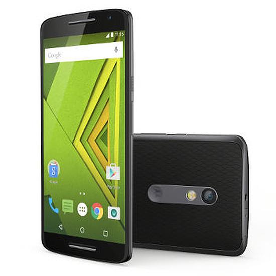 Smartphone et téléphone mobile Motorola Moto X Play (noir)