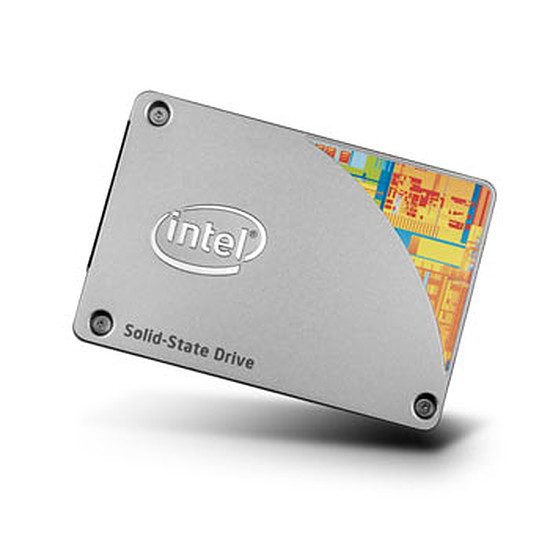 Disque SSD Intel 535 Series - 480 Go