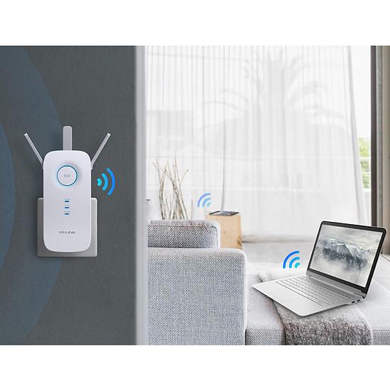 Répéteur Wi-Fi TP-Link RE450 - Répéteur Wifi AC1750 - Autre vue