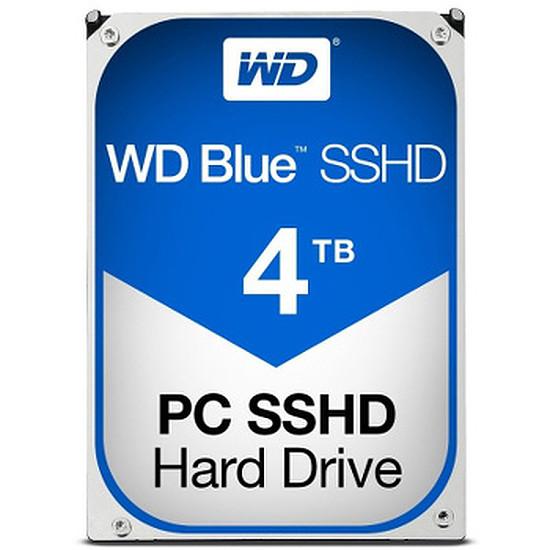 """Disque dur interne Western Digital (WD) Blue SSHD 3,5"""" - 4 To"""