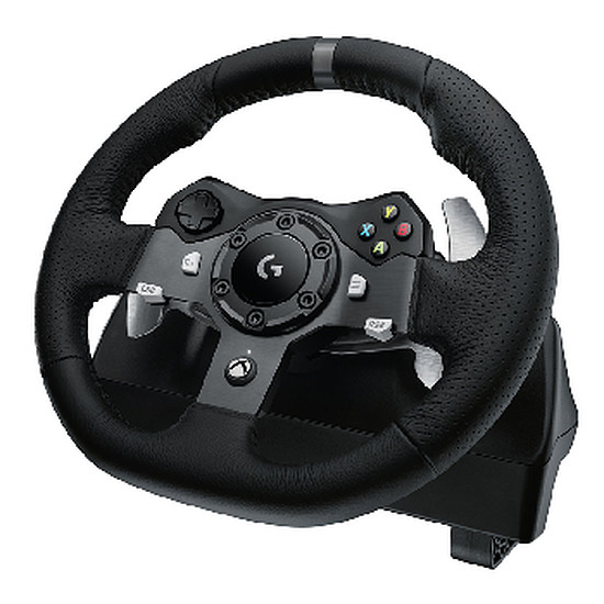 Simulation automobile Logitech G920 Driving Force