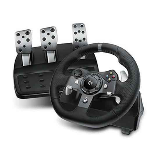 Simulation automobile Logitech G920 Driving Force - Autre vue