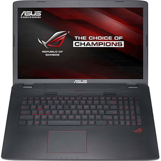 PC portable Asus ROG GL742VW-T4144T - i5 - 8 Go - SSD - GTX 960M