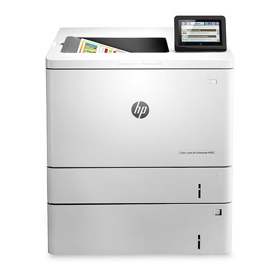 Imprimante laser HP LaserJet Enterprise M553x - Autre vue