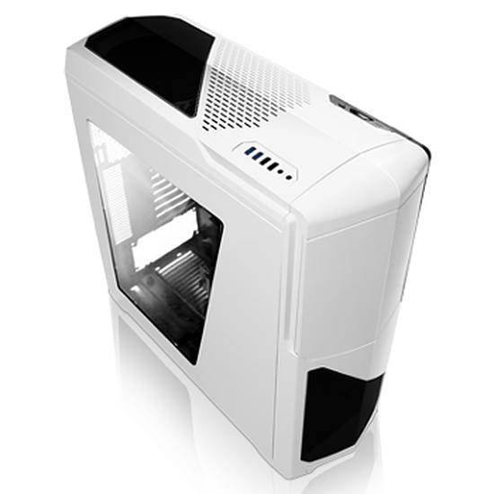 Boîtier PC NZXT Phantom 630 Fenêtre - Blanc
