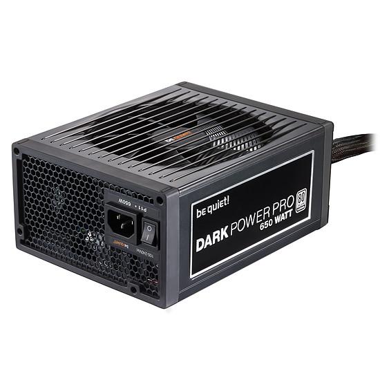Alimentation PC Be Quiet Dark Power Pro 11 - 650W - Autre vue