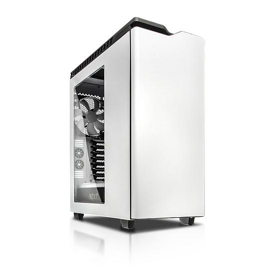 Boîtier PC NZXT H440 Blanc