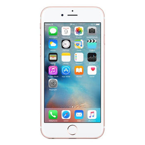 Smartphone et téléphone mobile Apple iPhone 6s Plus (or rose) - 128 Go