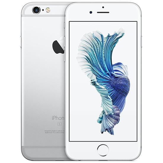 Smartphone et téléphone mobile Apple iPhone 6s (argent) - 128 Go