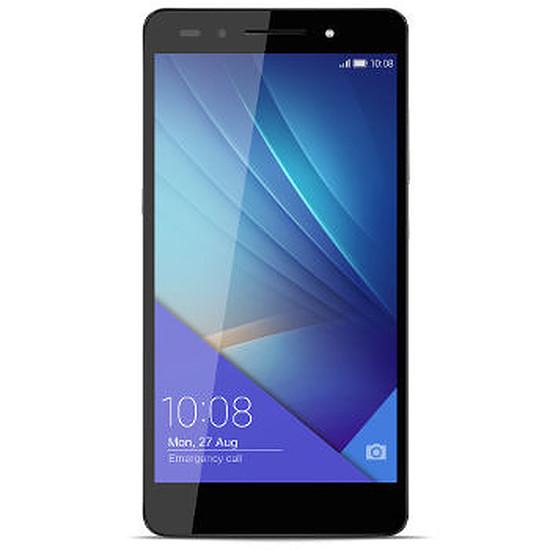 Smartphone et téléphone mobile Honor 7 (gris)