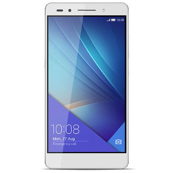 Smartphone et téléphone mobile Honor 7 (argent)