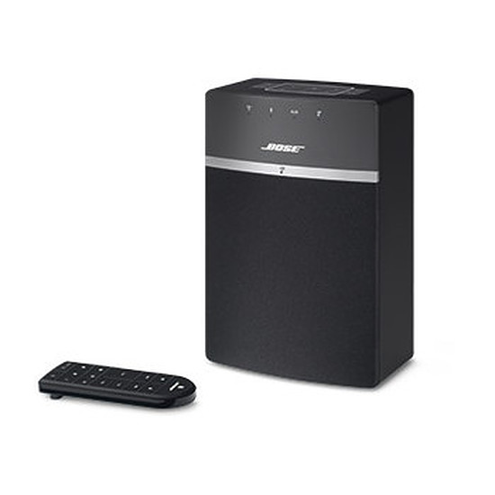 Système Audio Multiroom Bose SoundTouch 10 Noir - Enceinte compacte