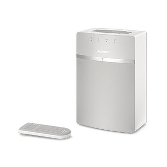 Système Audio Multiroom Bose SoundTouch 10 Blanc - Enceinte compacte