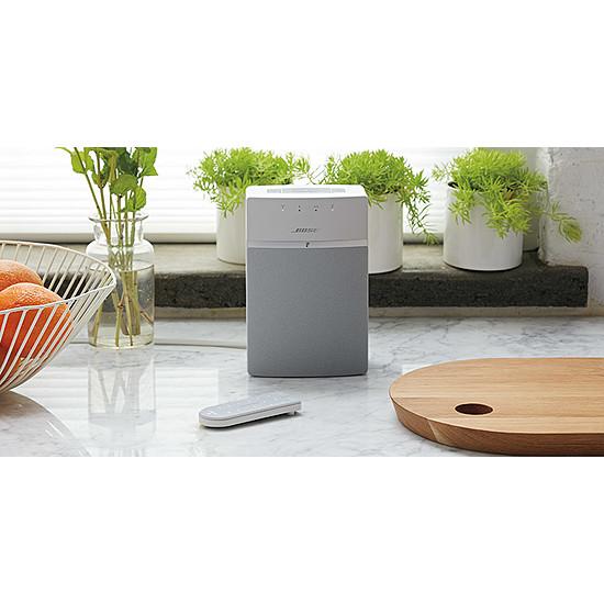 Système Audio Multiroom Bose Système audio Wi-Fi SoundTouch 10 Blanc - Autre vue