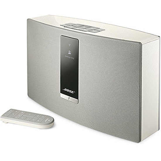 Système Audio Multiroom Bose SoundTouch 20 III Blanc - Enceinte compacte
