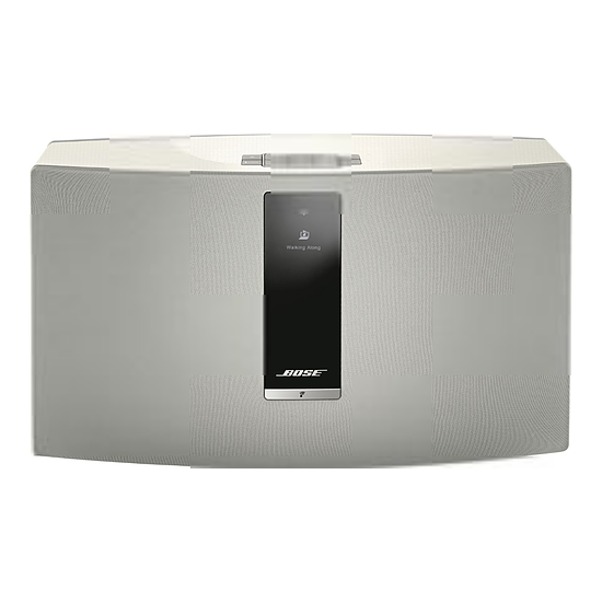 Système Audio Multiroom Bose Système audio Wi-Fi SoundTouch 30 III Blanc - Autre vue