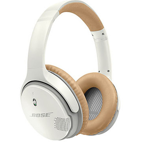 Casque Audio Bose Soundlink II Blanc - Casque sans fil