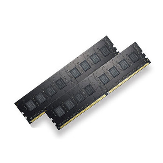 Mémoire G.Skill Value NT DDR4 2 x 4 Go 2133 MHz CAS 15