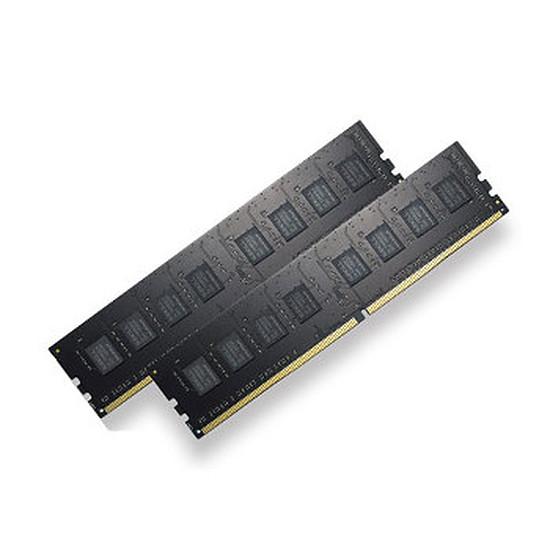 Mémoire G.Skill Value NT DDR4 2 x 4 Go 2400 MHz CAS 17