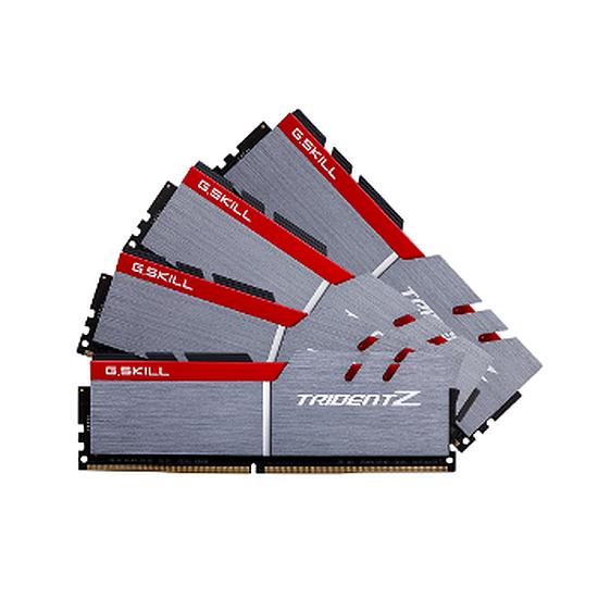 Mémoire G.Skill Trident Z DDR4 4 x 8 Go 3200 MHz CAS 16