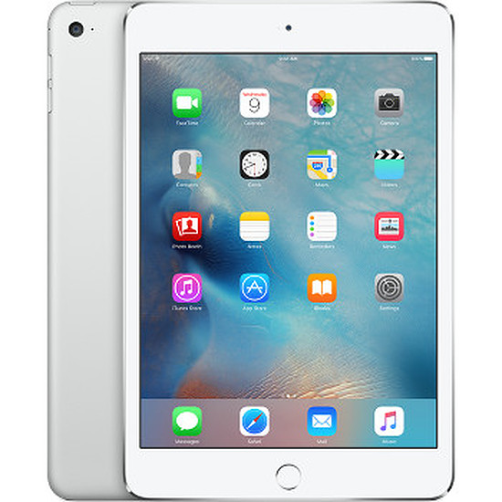 Tablette Apple iPad mini 4 - Wi-Fi - 16 Go - Argent
