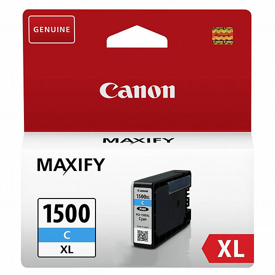 Cartouche imprimante Canon PGI-1500XL Cyan
