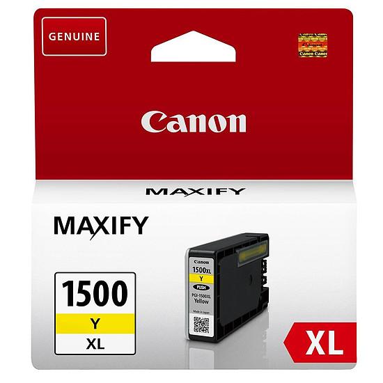 Cartouche imprimante Canon PGI-1500XL Jaune