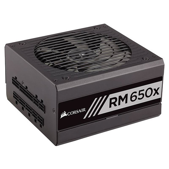 Alimentation PC Corsair RM650x v1