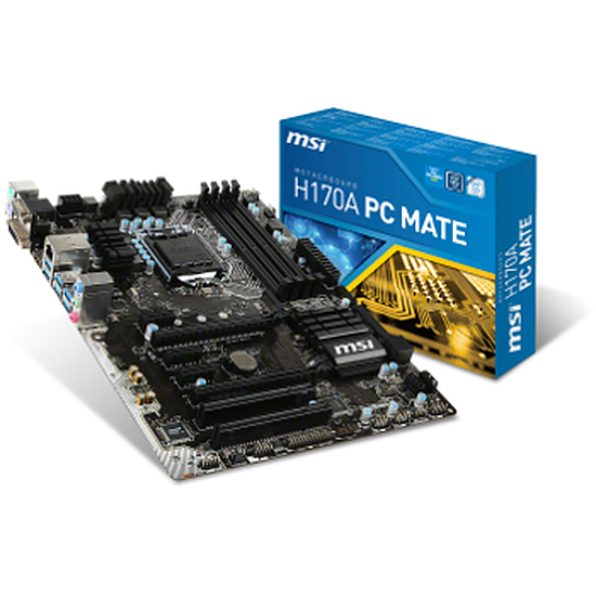 Carte mère MSI H170A PC MATE