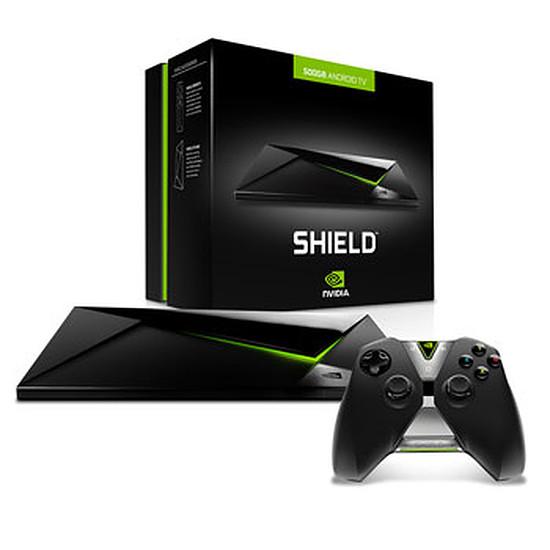 Box TV multimédia NVIDIA Shield Android TV Pro - 500 Go