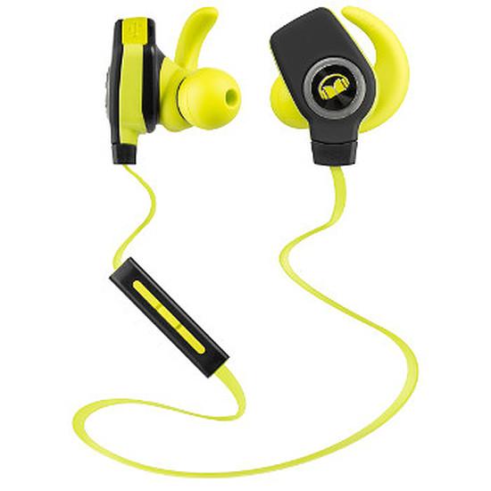 Casque Audio Monster iSport Bluetooth Vert