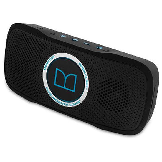 Enceinte Bluetooth Monster Superstar Backfloat Neon Bleu