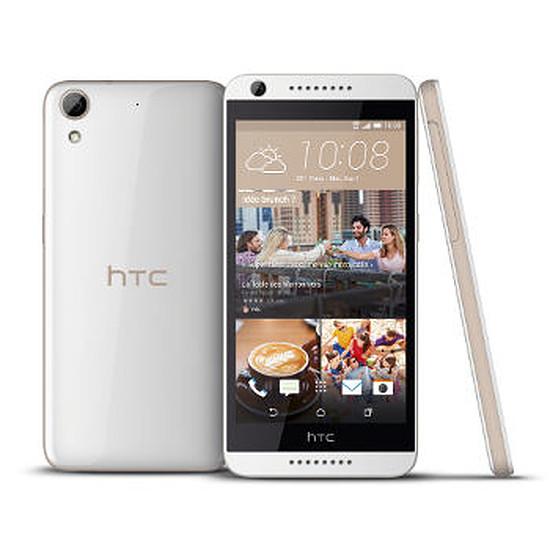 Smartphone et téléphone mobile HTC Desire 626 (blanc)