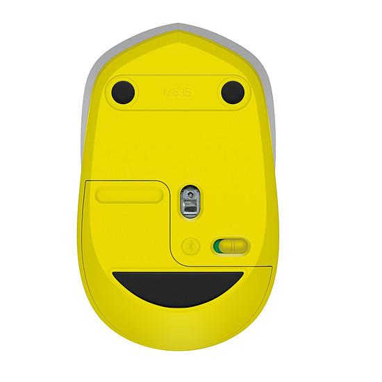 Souris PC Logitech M535 - Gris - Autre vue