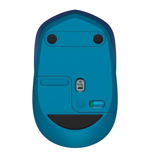 Souris PC Logitech M535 - Bleu - Autre vue