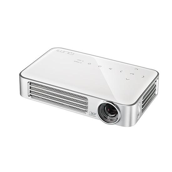 Vidéoprojecteur Vivitek QUMI Q6 (Blanc) - DLP LED WXGA - 800 Lumens - Autre vue