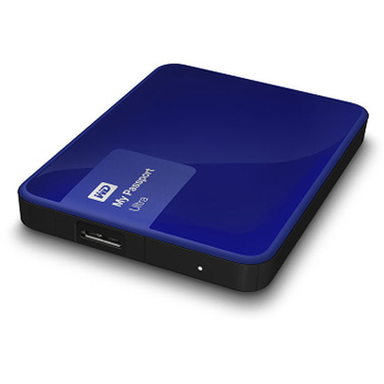 Disque dur externe Western Digital (WD) My Passport Ultra USB 3.0 - 1 To (bleu)