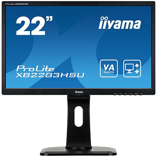Écran PC Iiyama ProLite XB2283HSU-B1DP - Autre vue