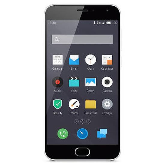 Smartphone et téléphone mobile Meizu M2 (blanc)