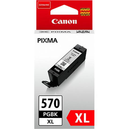 Cartouche imprimante Canon PGI-570PGBK XL Noir pigmenté