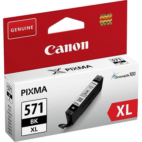 Cartouche imprimante Canon CLI-571 Noir XL