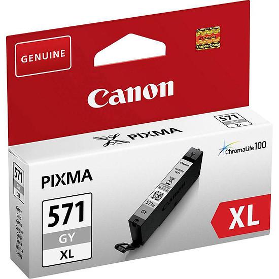 Cartouche imprimante Canon CLI-571 Gris XL