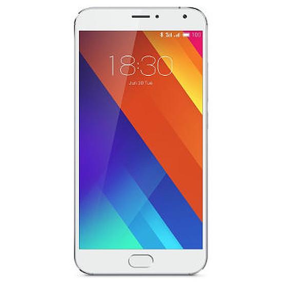 Smartphone et téléphone mobile Meizu MX5 - 32Go (blanc)