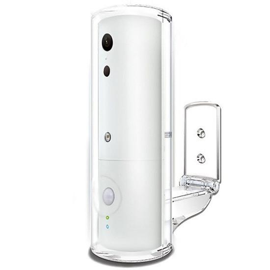 Caméra IP Amaryllo iSensor HD Patio - Blanc - Autre vue