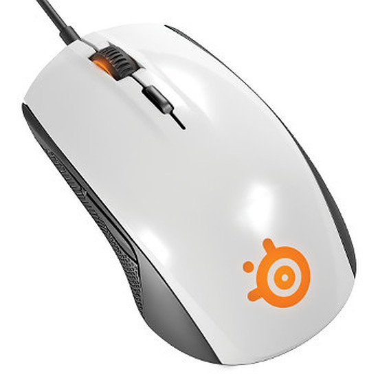 Souris PC SteelSeries Rival 100 - Blanc