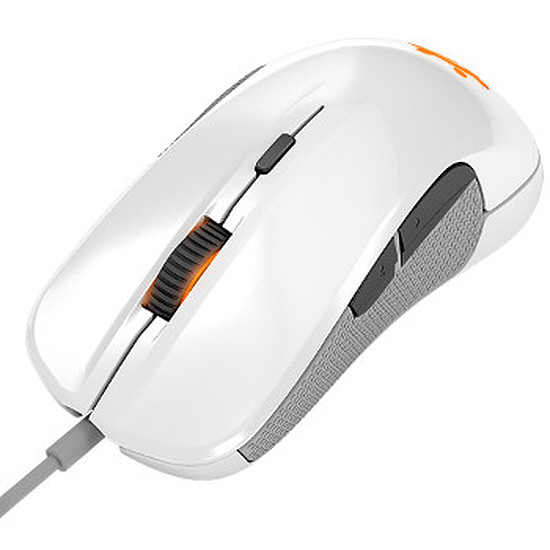 Souris PC SteelSeries Rival 300 - Blanc