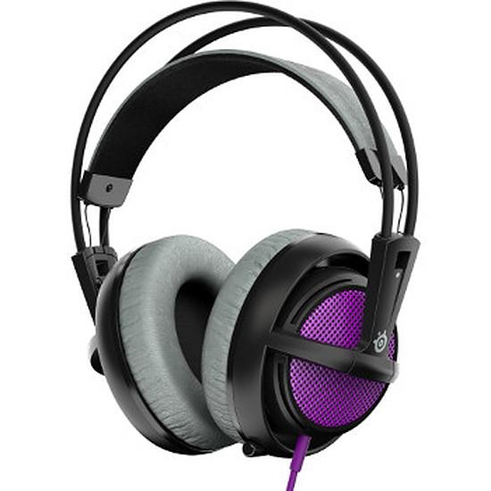 Casque micro SteelSeries Siberia 200 - Sakura Purple