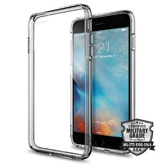 Coque et housse Spigen Coque Ultra Hybrid (gris)- iPhone 6/6s Plus